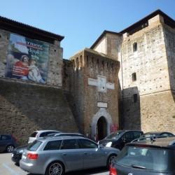 Castel Sismondo, Centro di Rimini