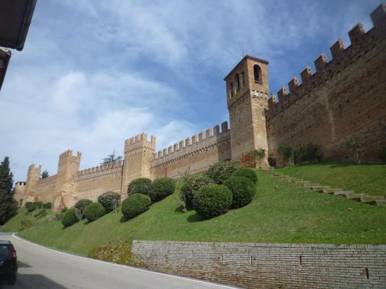 gradara castello